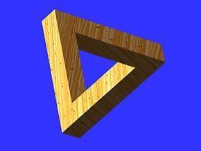 不可能三角形GIF演示