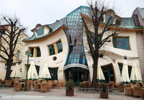10个世上最奇怪的建筑-玩意儿